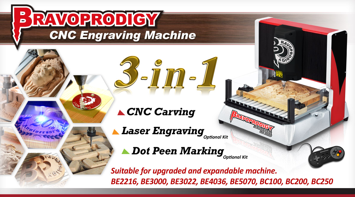CNC Carving Machines