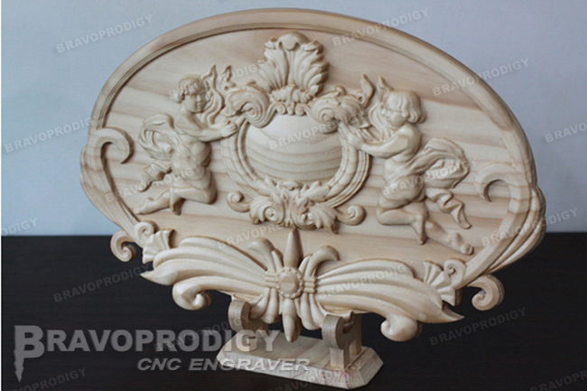 Cnc artworks carving artwork d router nry