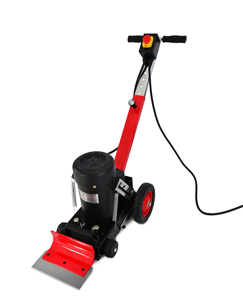 Simply stone cutter floor stripper
