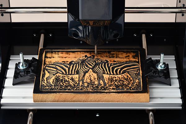 small wood engraving machine